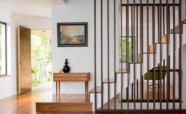 20 Attractive Wooden Staircase Design Home Design Lover