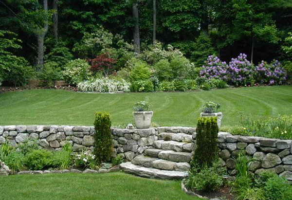 Shingle Style Landscape Renovation