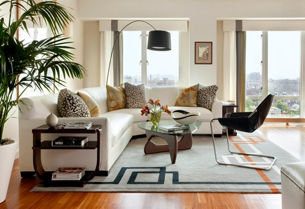 Living Room Furniture Layouts Photos 20 gorgeous living room furniture arrangements | home design lover