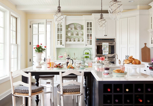 A Collection Of White Kitchen Cabinet Designs Home Design Lover