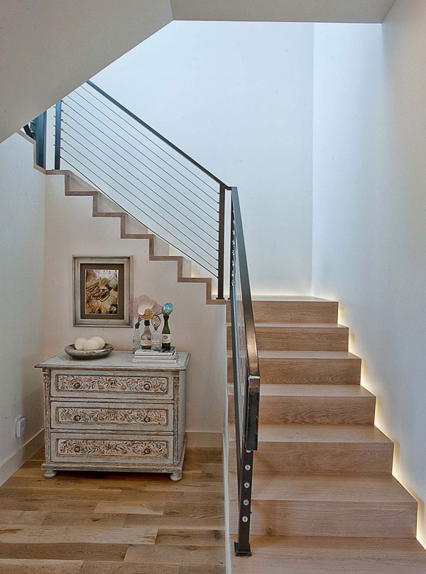 Stairs lighting