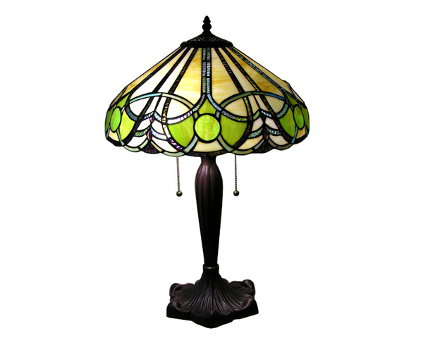 Tiffany Style Regal Table Lamp