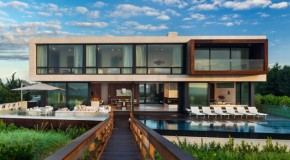 Daniel's Lane Residence in Sagaponack, New York