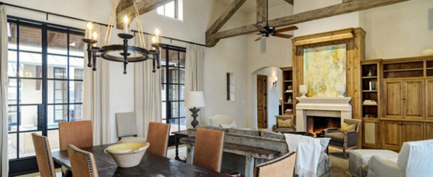 15 Dining Rooms with Exposed Beams
