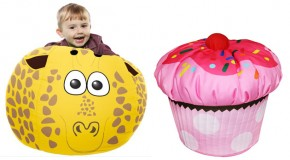15 Cute Bean Bag Chairs for Kids