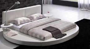 15 Fashionable Round Platform Beds