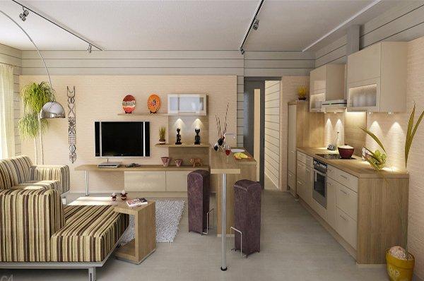 15 Flexible Beige Living Room Designs | Home Design Lover