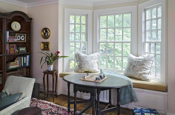 15 Bay Window Ideas For Inspiration | Home Design Lover