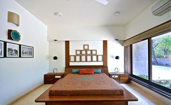 Aranya House Bedroom 2