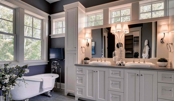 Traditional Bathroom Designs 2013 15 traditional tall bathroom cabinets design | home design lover