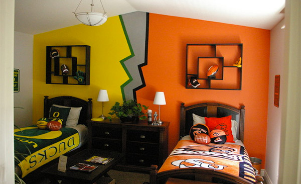 Kids Sports Room Ideas sports bedroom ideas | bedroom design