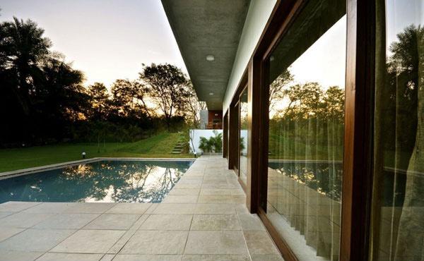 Aranya House Pool 1