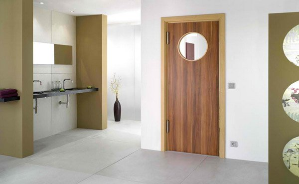 unique door