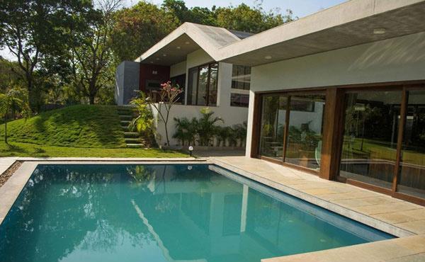 Aranya House Pool 2