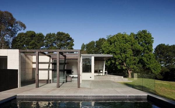 Merrick House Pool 1
