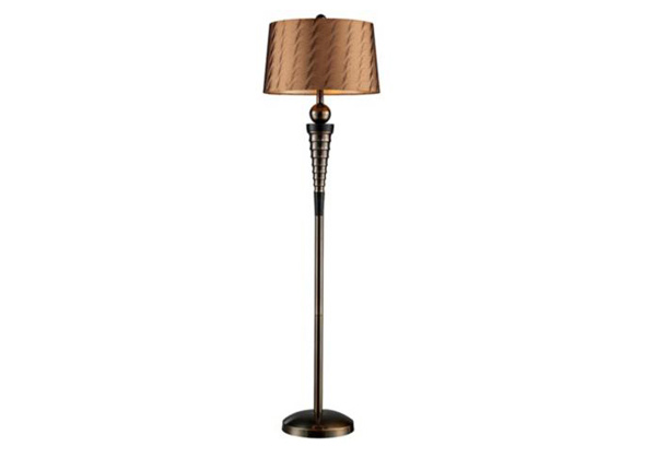 Dunbrook Bronze Floor Lamp