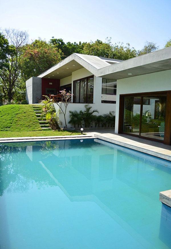 Aranya House Pool 3