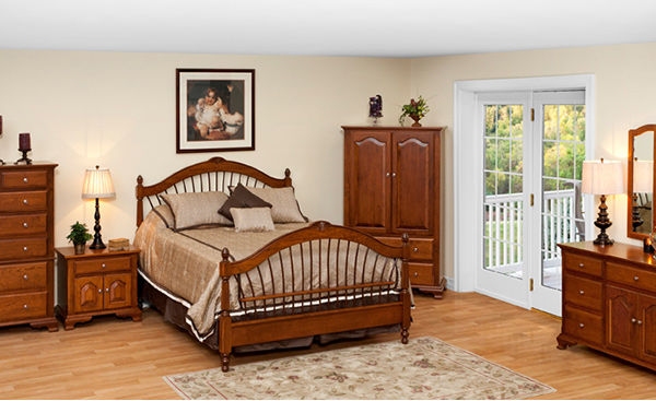 Harvest Bedroom Set