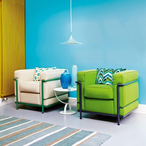 Le Corbusier chairs
