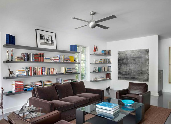 20 floating wall shelves design for inspiration | home design lover