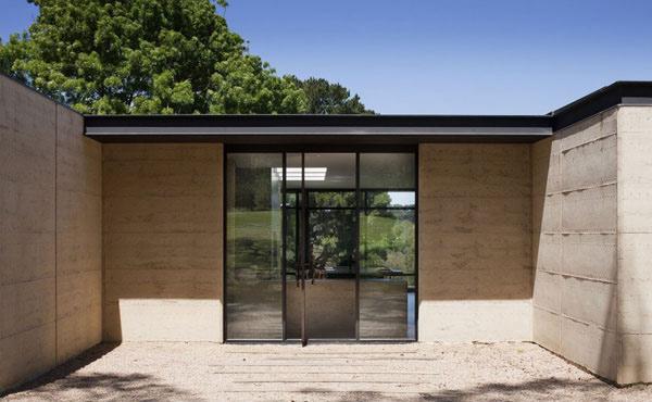 Merrick House Door