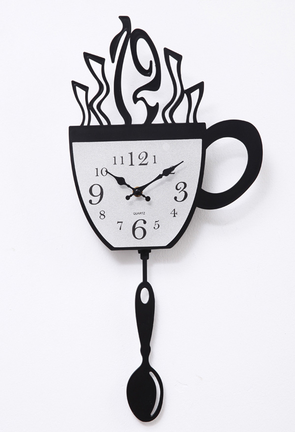 15 Excellent Designs of Kitchen Wall Clocks Home Design Lover