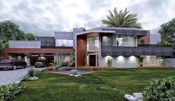 Faisalabad Modern House