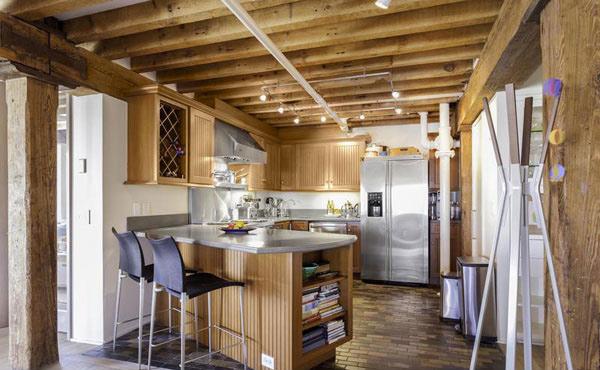 Kitchen stainless element