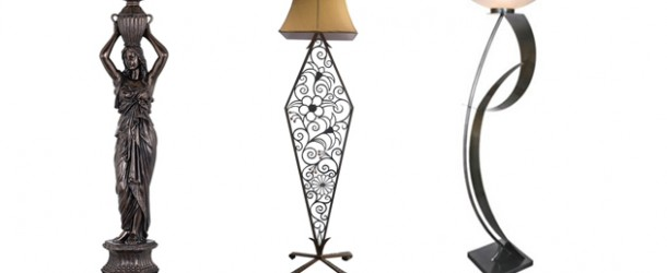 20 Art Deco Floor Lamps