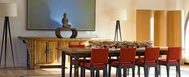 15 Asian Inspired Dining Room Ideas