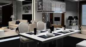 15 Black Modern Dining Area Ideas