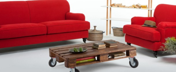 15 Pallet Coffee Table Ideas