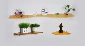 15 Decorative Wooden Wall Shelves