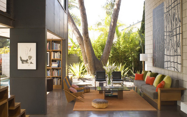 15 Beautiful Outdoor Living Room Designs Home Design Lover
