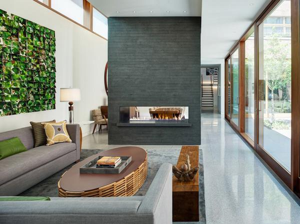 15 Beautiful Foyer Living Room Divider Ideas – Living Room Divider Ideas