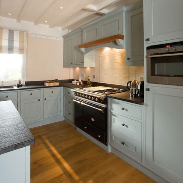 Kitchen Design Range Cooker: 16 Nicely Painted Kitchen Cabinets