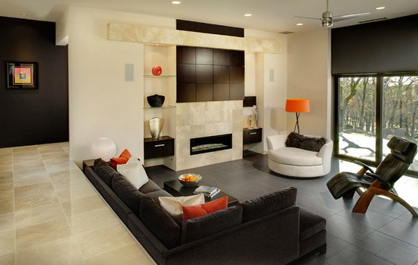 15 space saving and pretty sunken living rooms home design lover