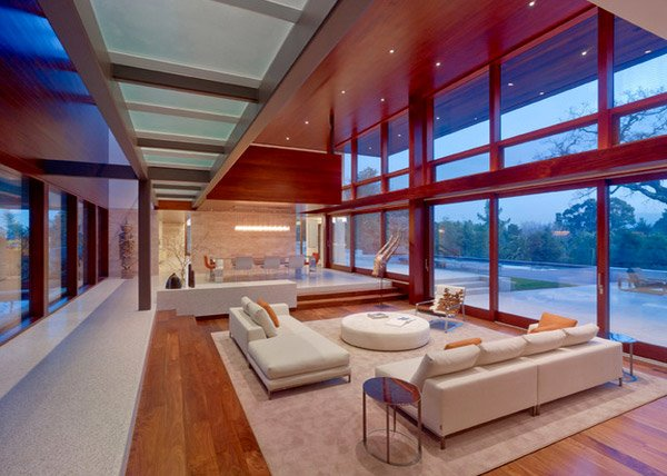 15 Space Saving And Pretty Sunken Living Rooms Home