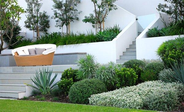 retaining walls landscape