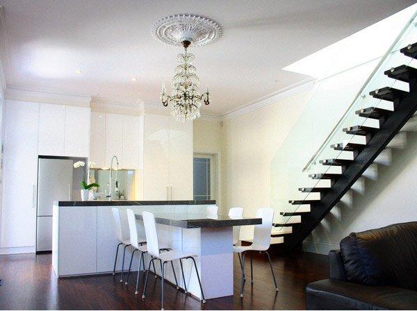 built in kitchen tables. Interior Design Ideas. Home Design Ideas