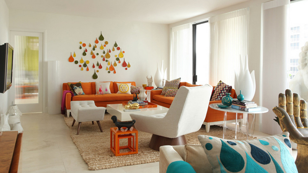 15 trendy living room colors you can choose from home design lover - Trendy deco kamer ...