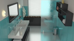 15 Turquoise Interior Bathroom Design Ideas