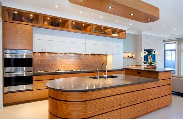 Modern Kitchen Island With Sink 15 functional kitchen island with sink | home design lover