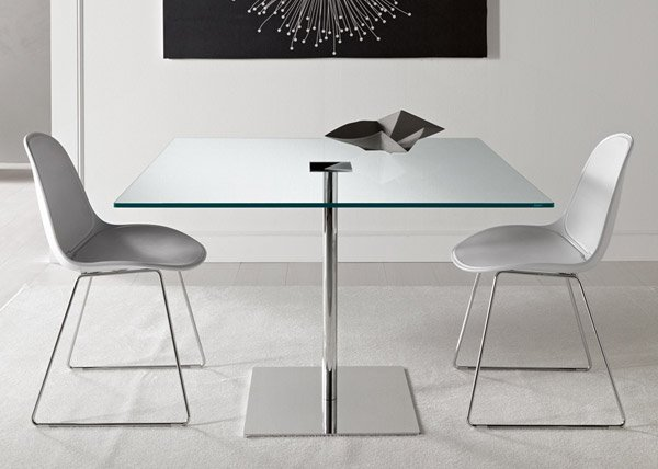 Dining Table Dania Glass Dining Table