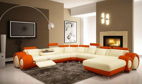 futuristic seating design