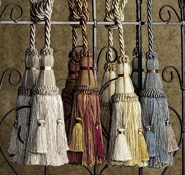 Elizabeth Decorative Tassel