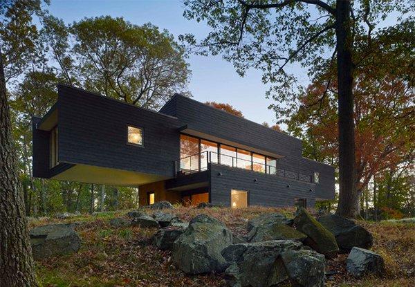 Modern Exterior Contemporary House