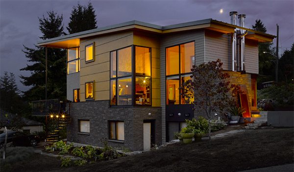 View Residence Modern Home