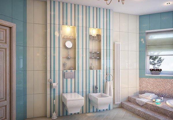 Bathroom Visualization Cabinet Idea