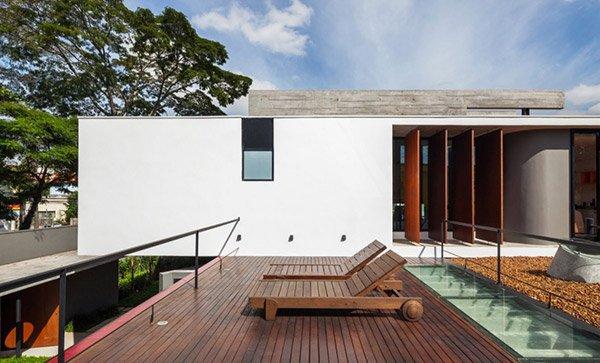 Nicholson House Floor Plan